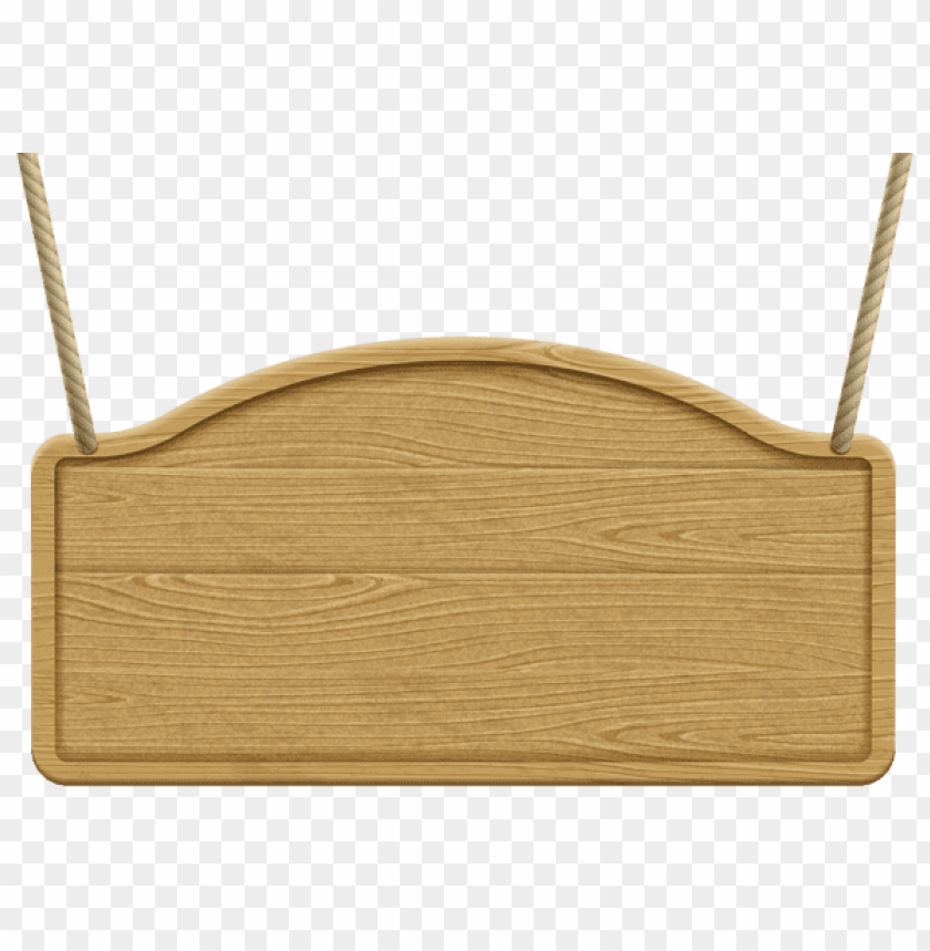 Download wooden signboard transparent clipart png photo.