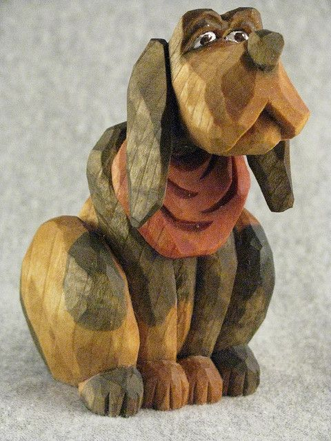 The Mink Shop is an online wood carving and wood statue sculpture.