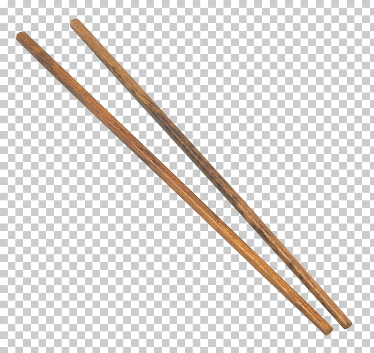 Chopsticks Vietnamese cuisine, Chopsticks, two brown wooden.