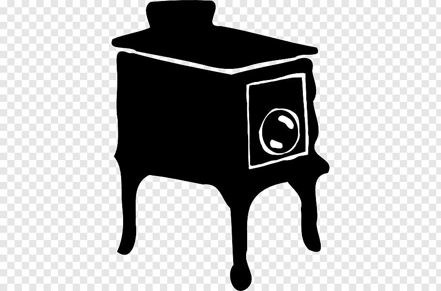 Portable stove Wood.