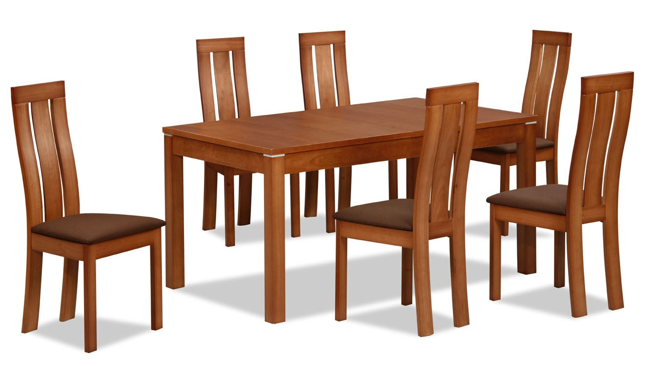 Dining Table And Chairs ~ Dining table clipart clipground