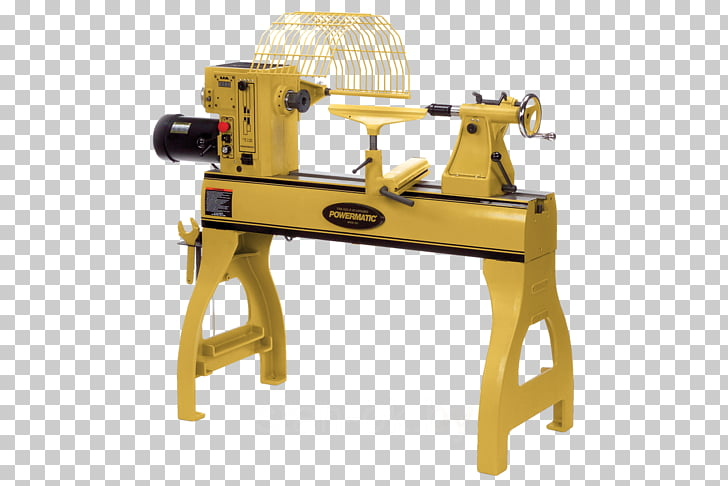 Lathe Woodturning Woodworking machine, wood PNG clipart.