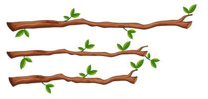Twig Free Vector Art.