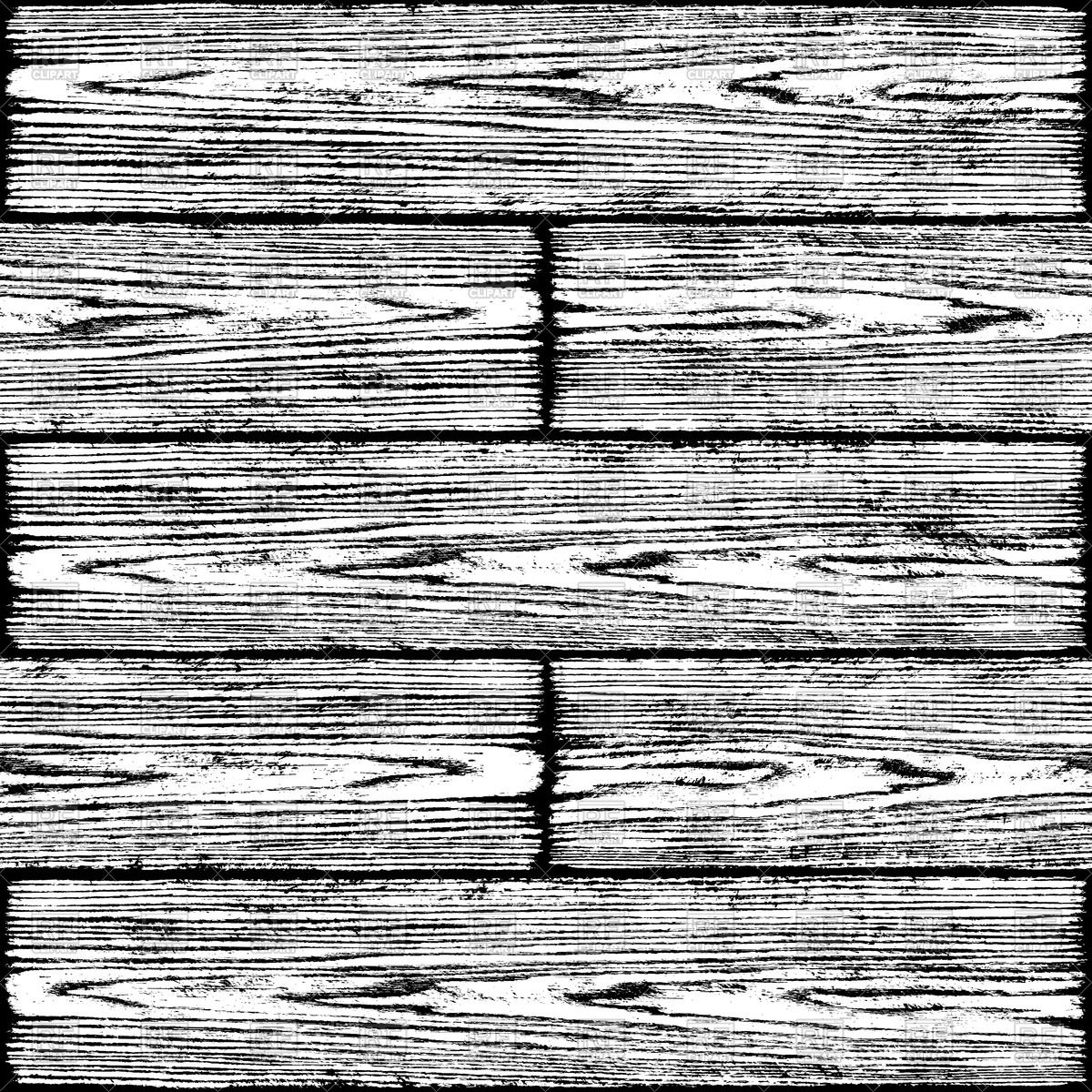 Horizontal wooden planks.
