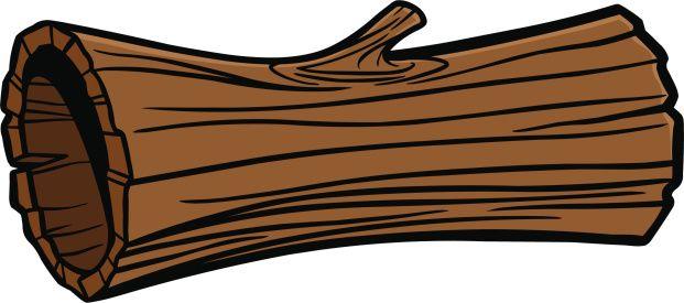 Wood Pile Clipart.