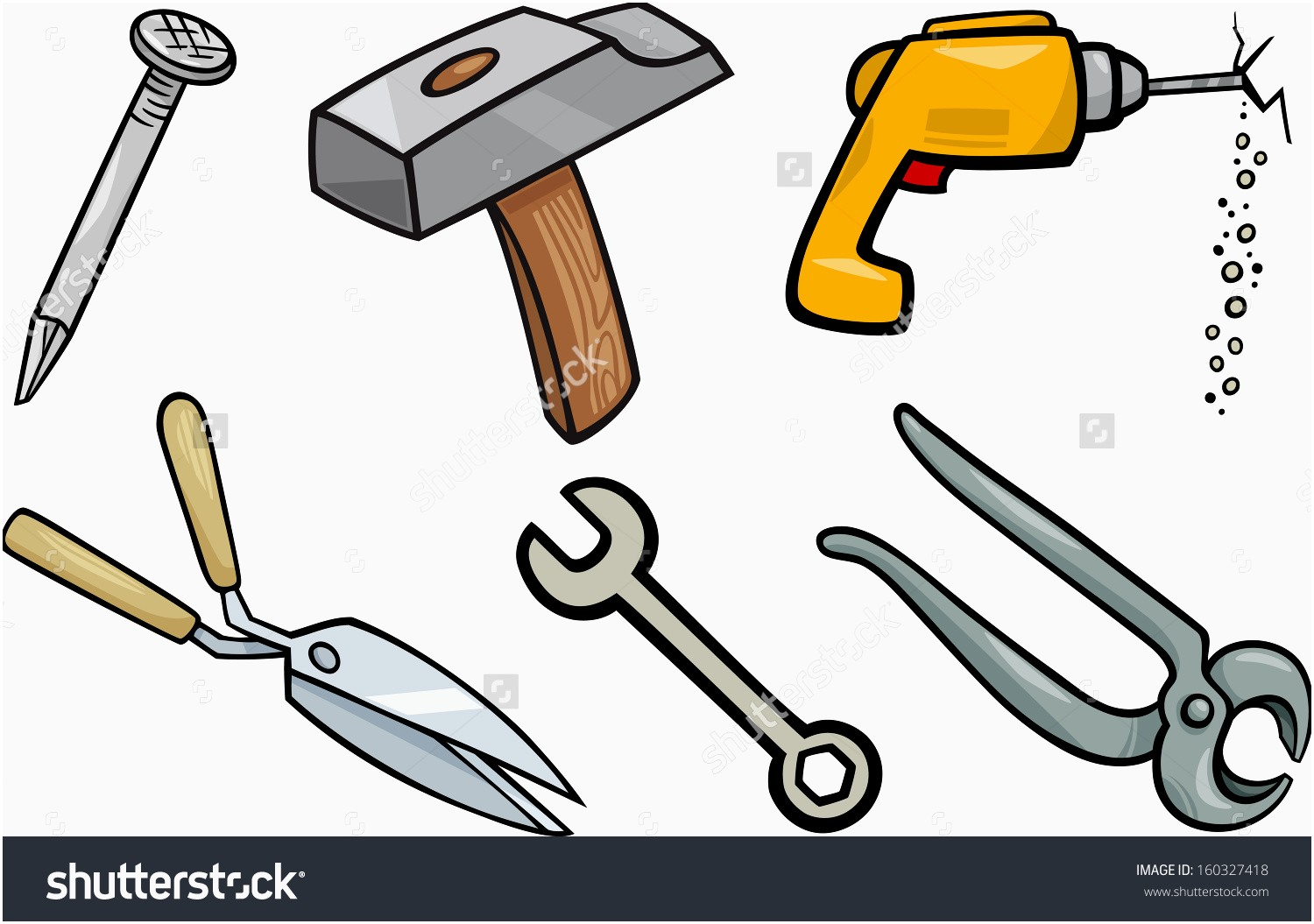 Woodworking Tools Clipart Lovely woodworking tools clipart.