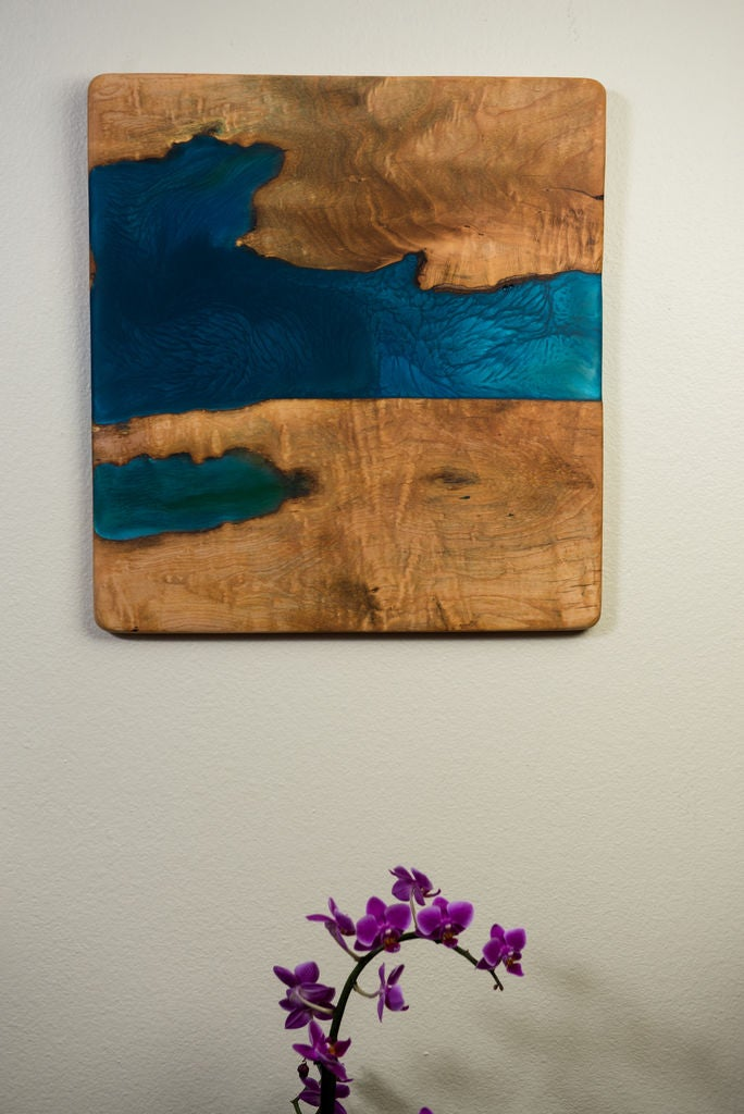 Wood and Resin Wall Art: 9 Steps (with Pictures).