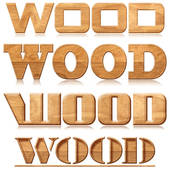 Wood Carving Stock Illustrations.