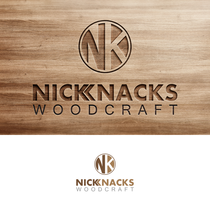 Need a brilliant logo designed for a start up woodworking.