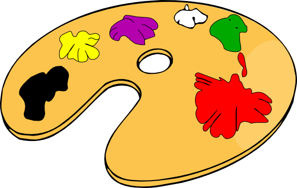 978 Painter free clipart.