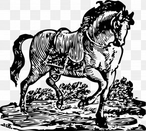 Tennessee Walking Horse Woodcut Clip Art, PNG, 1000x902px.