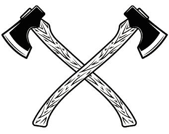 Ax clipart wood cutter, Ax wood cutter Transparent FREE for.