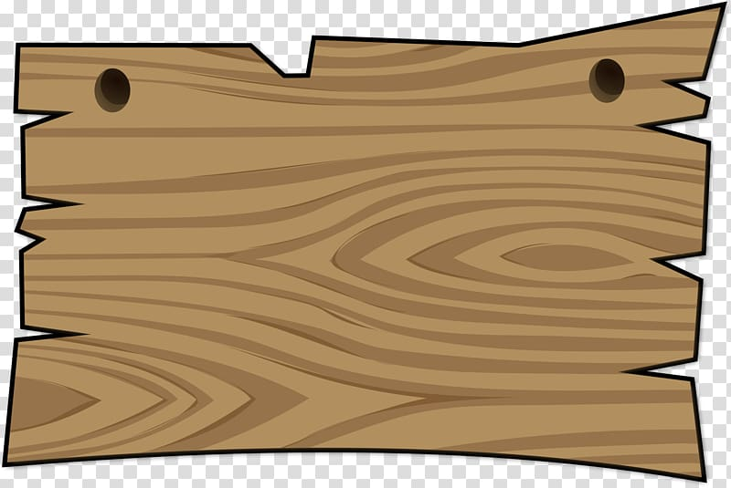 Wood grain Plank , Wood Signs transparent background PNG.