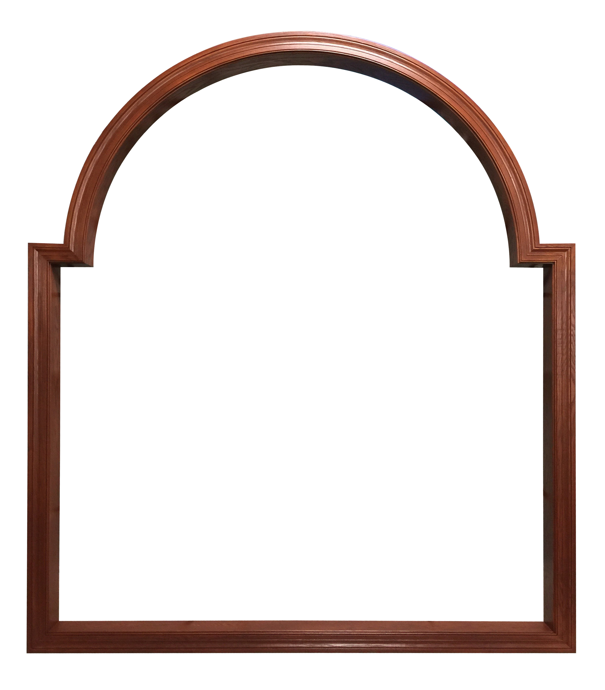 Arched Window Frame Clipart.