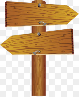 Wood Arrow Sign PNG and Wood Arrow Sign Transparent Clipart.