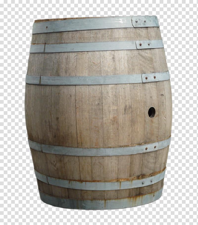 Barrel, brown barrel transparent background PNG clipart.