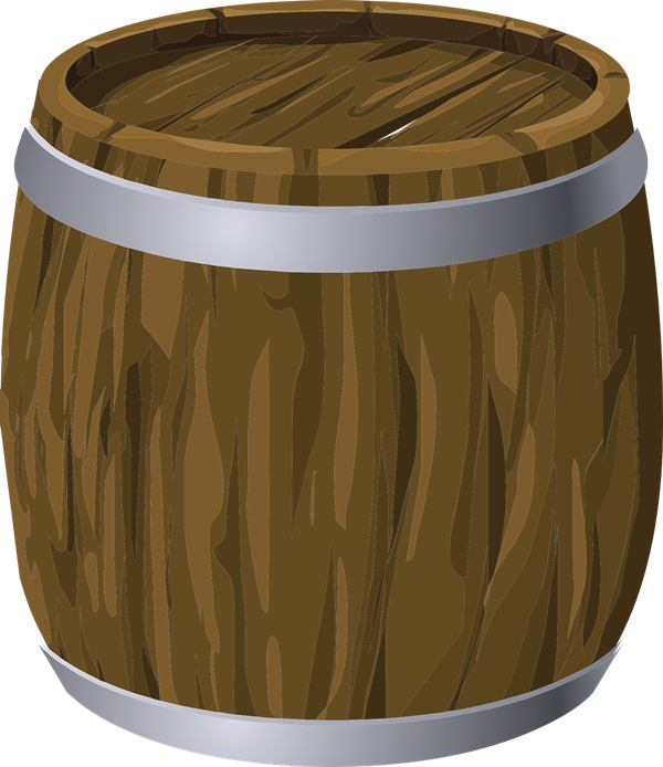 Free to Use & Public Domain Barrel Clip Art.