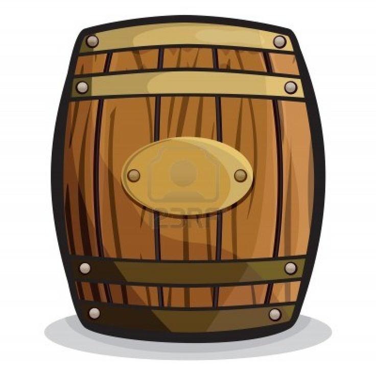 Barrel clipart free.