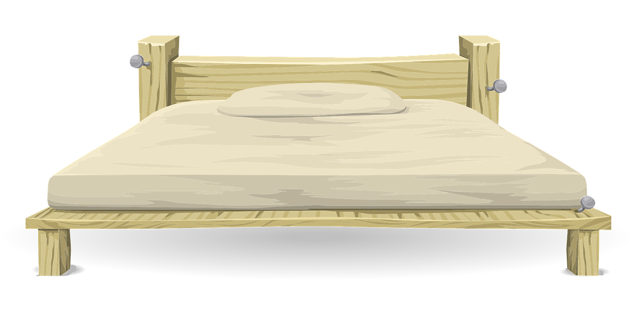 Free to Use & Public Domain Bed Clip Art.