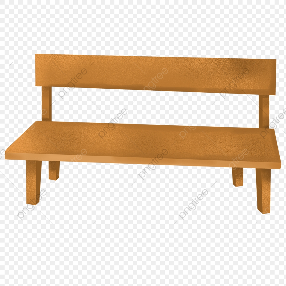 Wooden Bench Wood Color Chair, Wooden Chair, Wooden, Bench PNG.