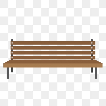 Park Bench PNG Images.