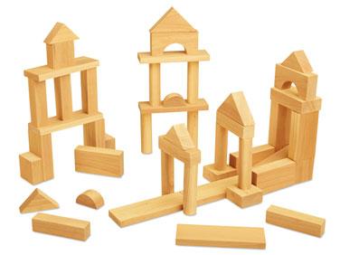 Wooden block clipart.