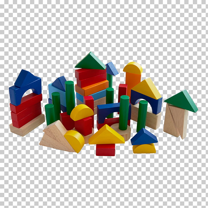 Educational Toys Plastic, wood block PNG clipart.