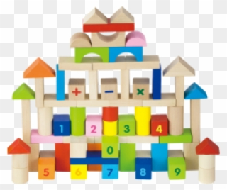 Picture Royalty Free Stock Kids Building Blocks Clipart.