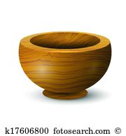 Wooden bowl Clipart and Illustration. 1,133 wooden bowl clip art.