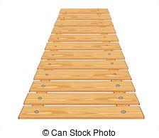 Wooden bridge Vector Clip Art EPS Images. 859 Wooden bridge.