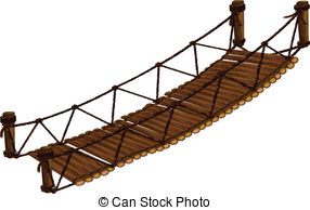 Wood bridge Stock Illustrations. 1,527 Wood bridge clip art images.
