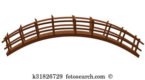 Wooden bridge Clip Art and Stock Illustrations. 683 wooden bridge.
