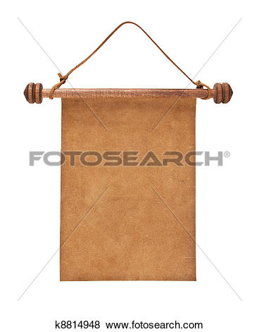 Pictures of Blank parchment manuscript in a wooden case k8814948.