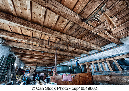 Wooden ceiling clipart #1
