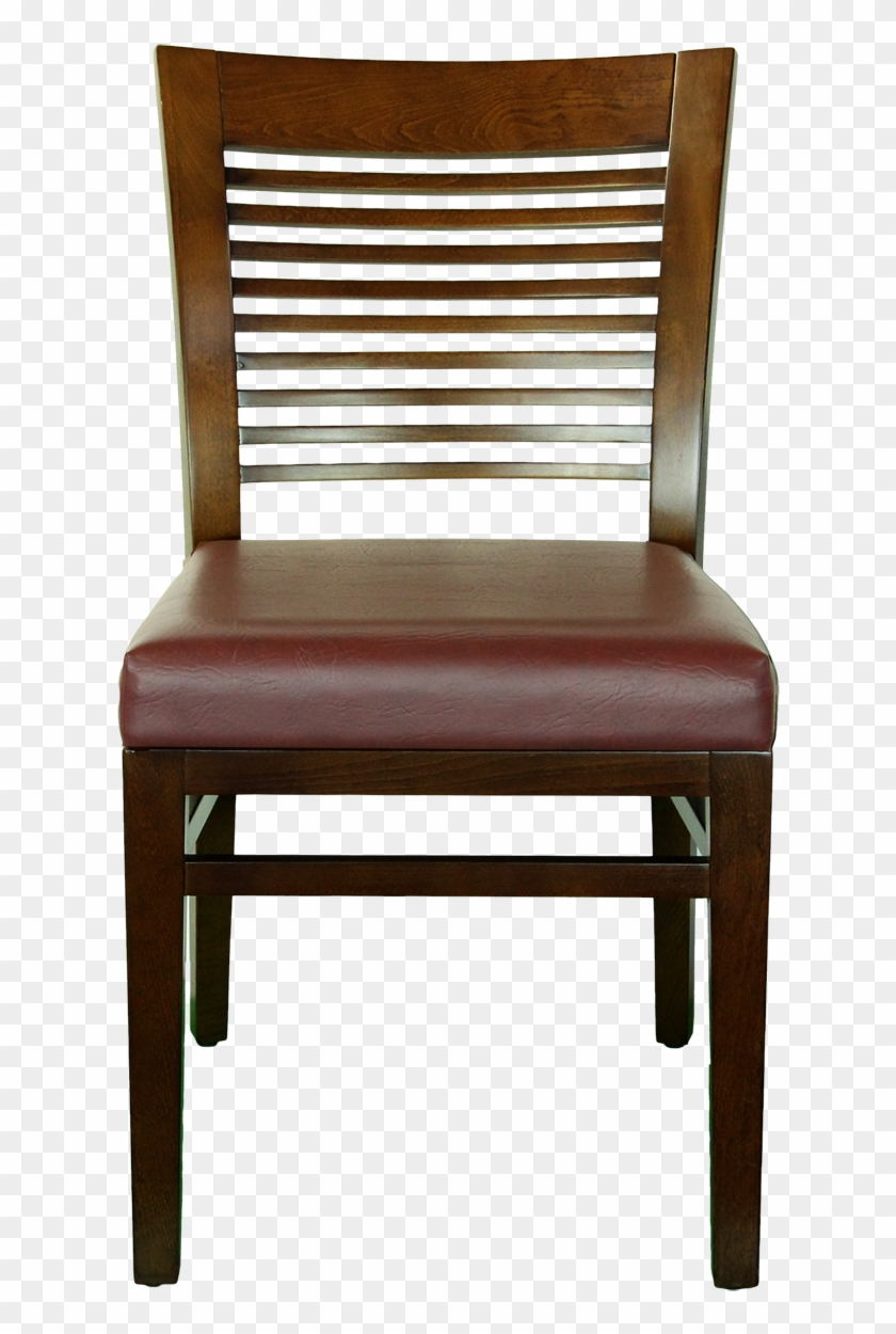 Wooden Chair Png, Transparent Png.