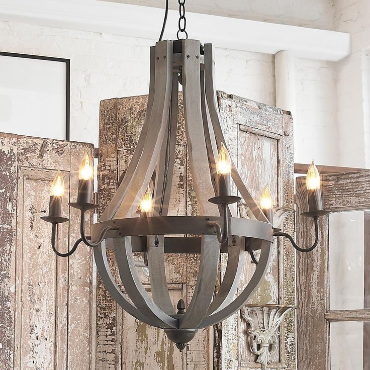 1000+ ideas about Farmhouse Chandelier on Pinterest.