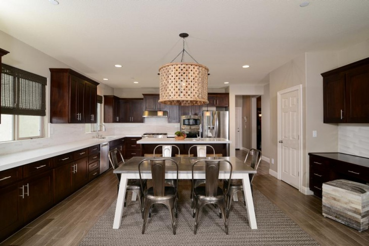 22+ Wood Chandeliers Designs, Decorating Ideas.