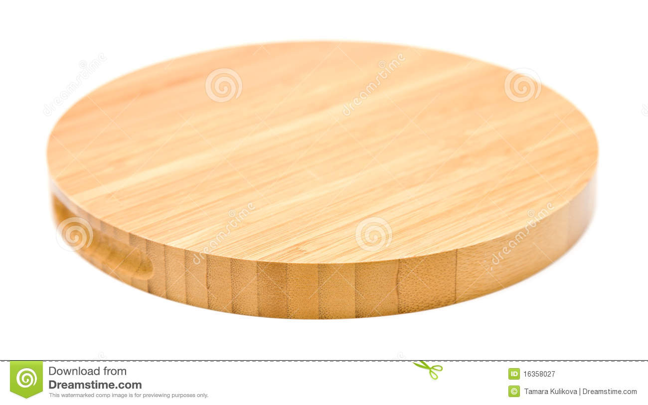 Chopping Board Royalty Free Stock Photography.
