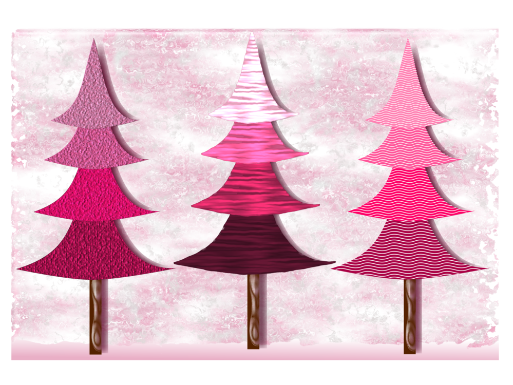 Pink,Christmas Decoration,Christmas Tree PNG Clipart.