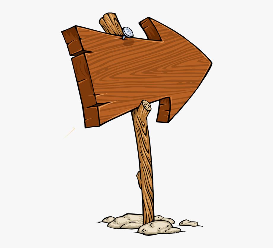 Sign Clipart Wooden Arrow Blank Sign Clip Art Blank.