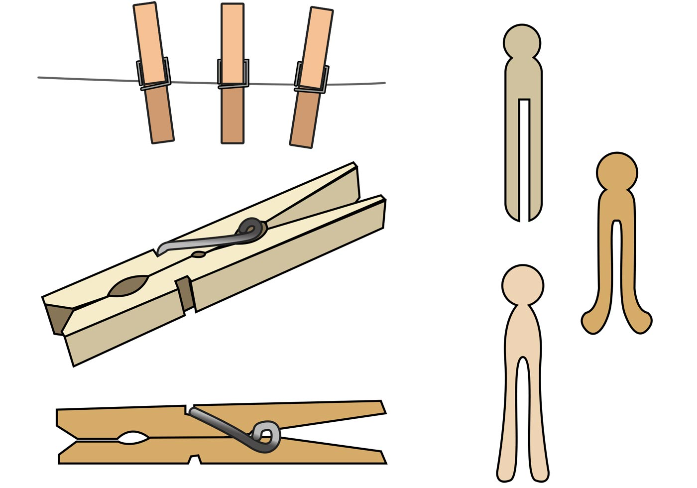 Free Clothespin Cliparts, Download Free Clip Art, Free Clip.