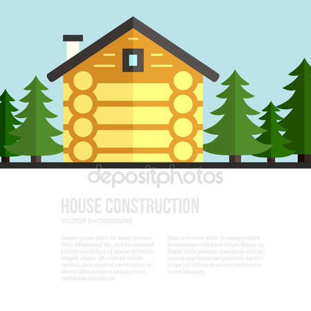 Log house Stock Vectors, Royalty Free Log house Illustrations.