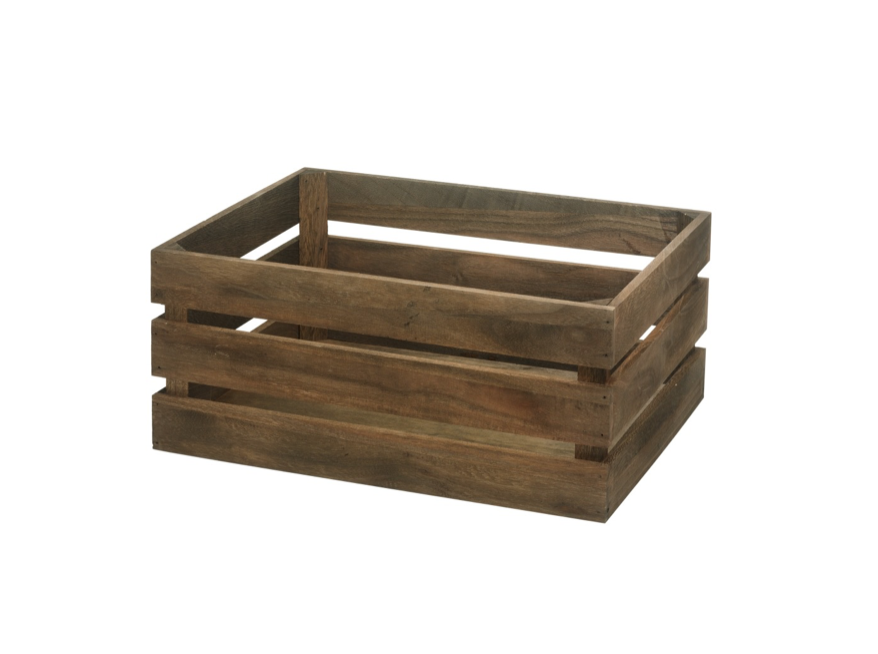 Lekker Wooden Crate.