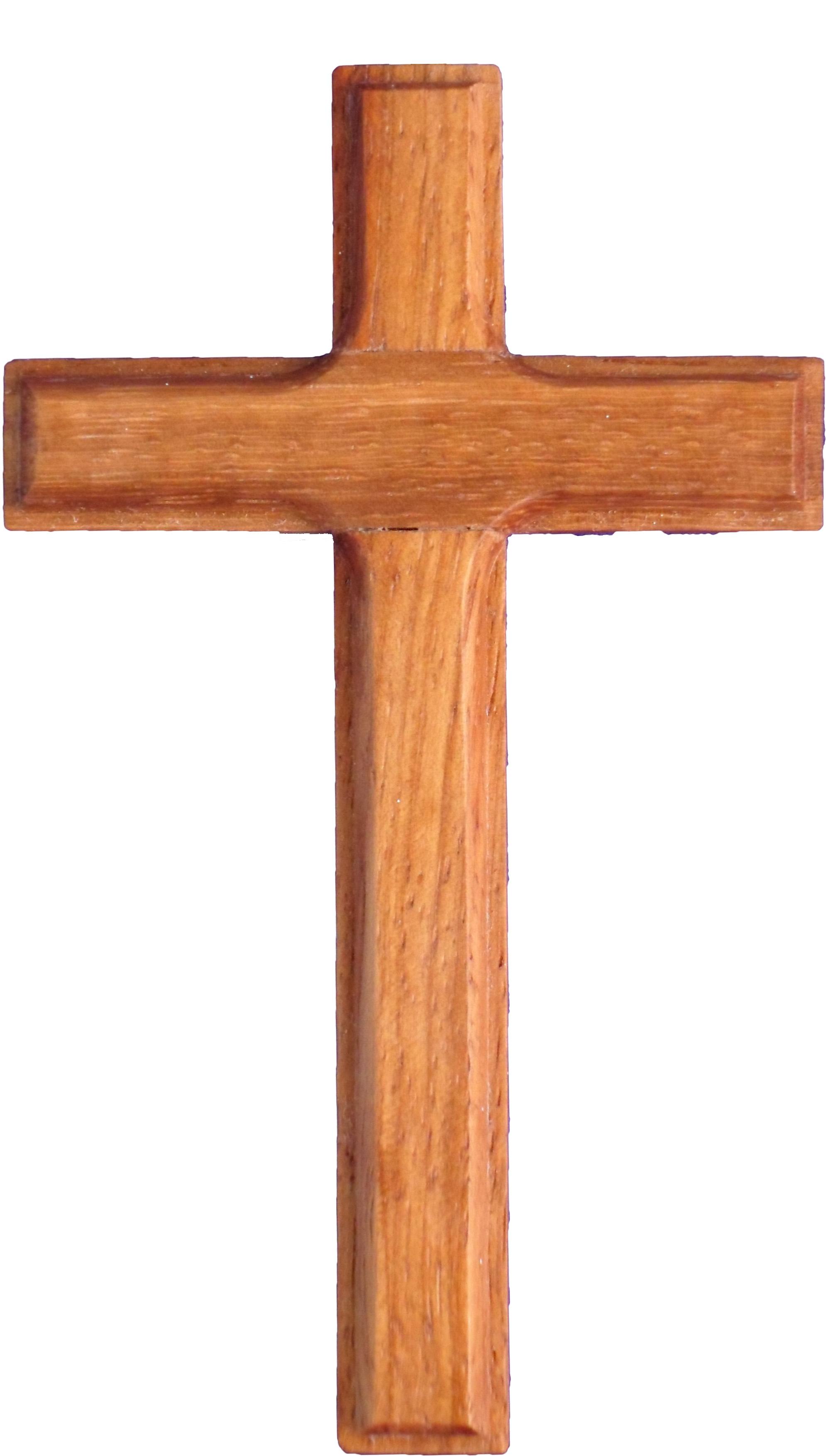 Wooden Cross Clipart.