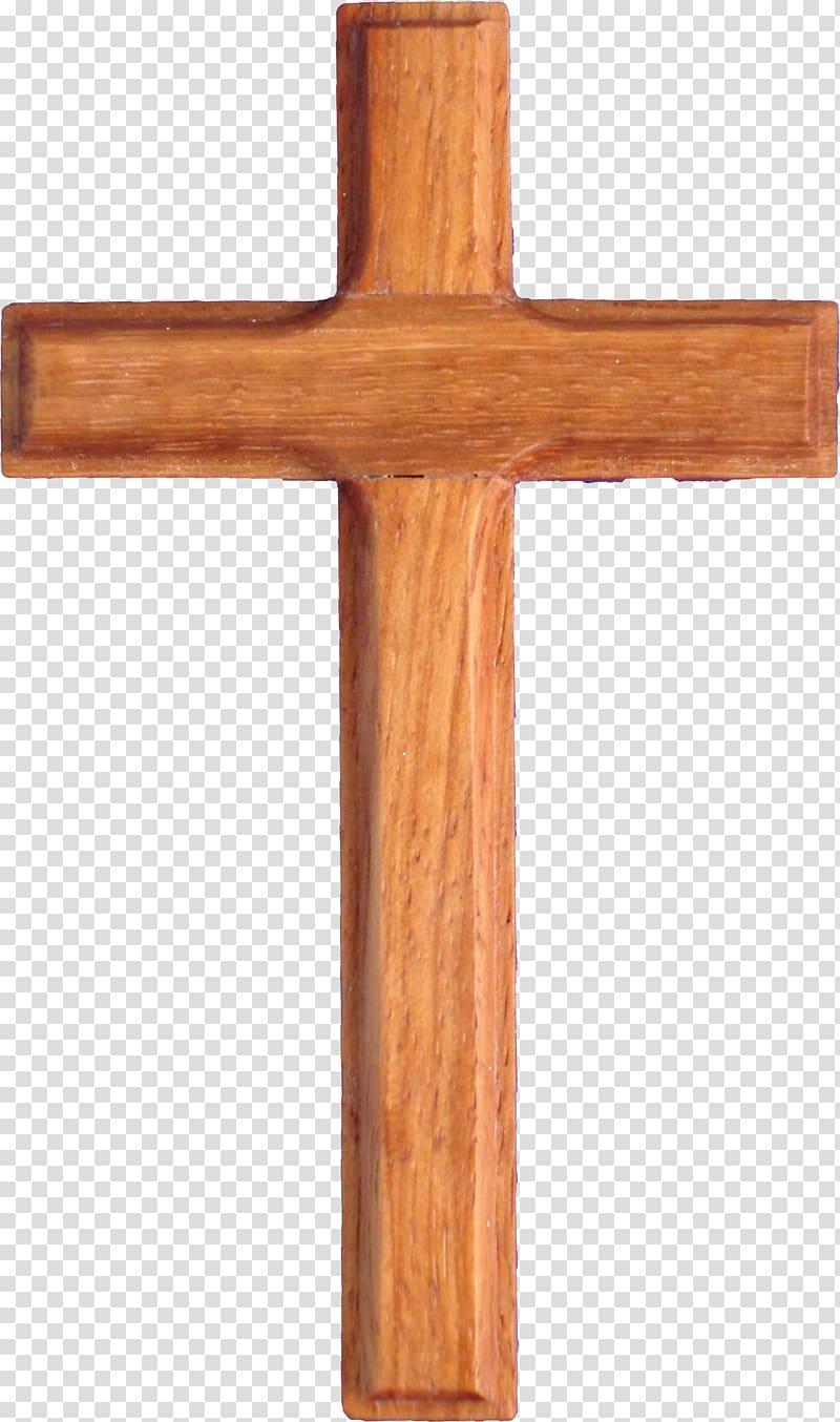 Brown wooden crucifix, Christian cross Wood , Christian.