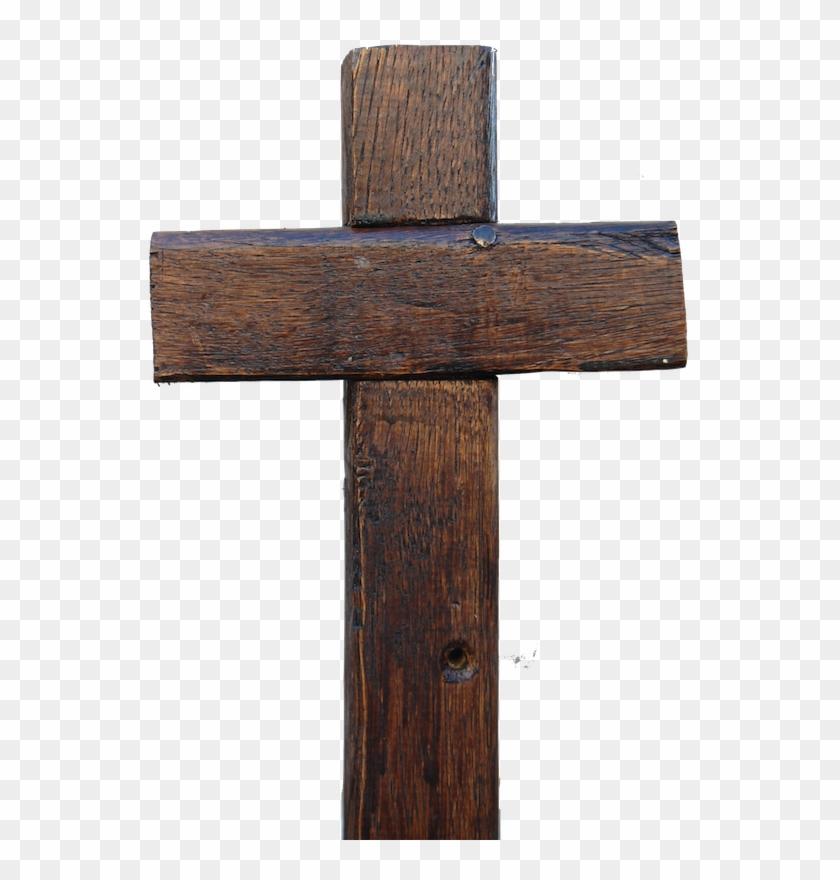 Wooden Cross Png.