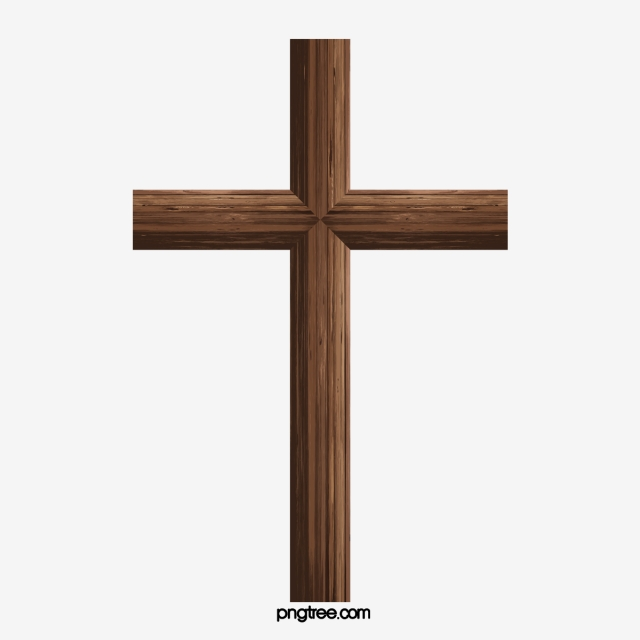 Wooden Cross PNG Images.