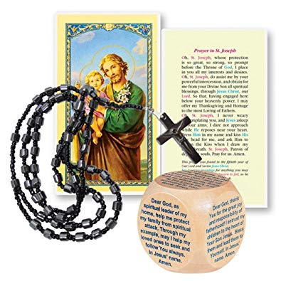 Amazon.com: Gifts by Lulee, LLC Saint Joseph Father of Jesus.