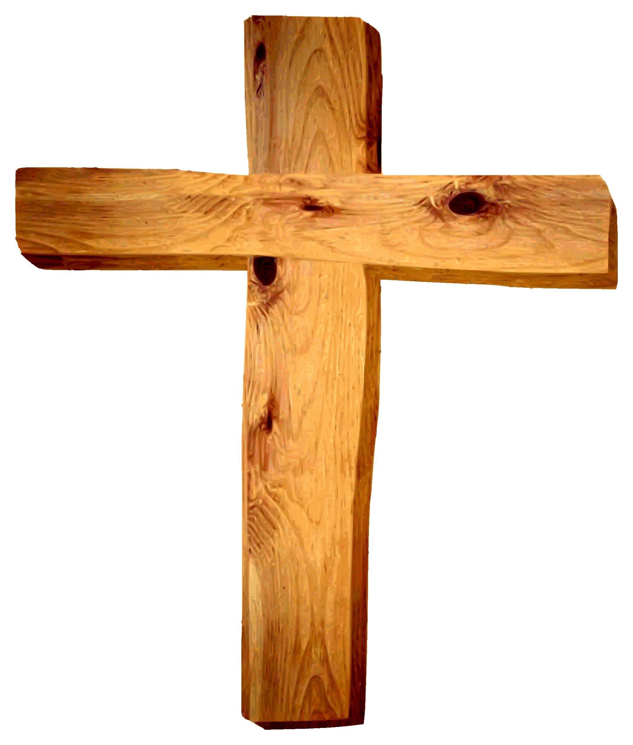 68 Crucifix free clipart.