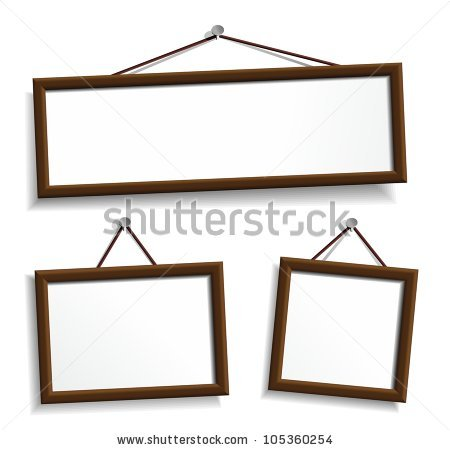 Wooden Frame Stock Photos, Royalty.